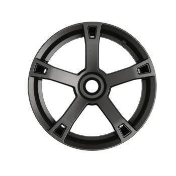 Wheel Accents - Intense Black