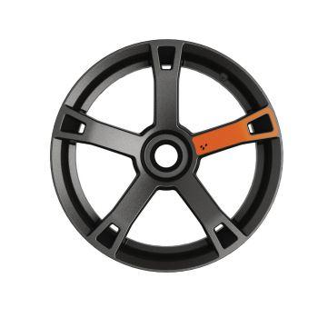 Wheel Decals - Orange Blaze