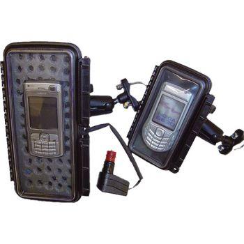 OPPVARMET HOLDER FOR MOBILTELEFON/GPS