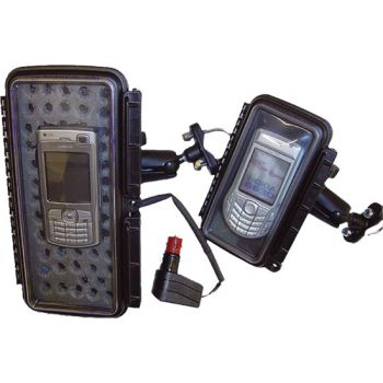 OPPVARMET HOLDER FOR MOBILTELEFON/GPS