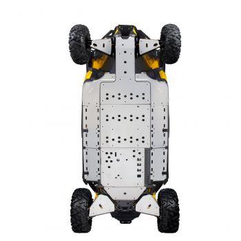 Midtre Sidebeskyttelsesplater (Kun Maverick Max-Modeller)