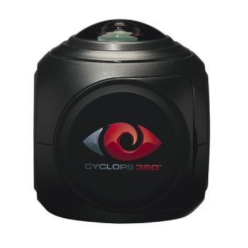 CYCLOPS 360°PANORAMIC HD VIDEO CAMERA