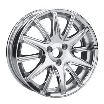 15'' RT og ST Limited Chrome -felger foran