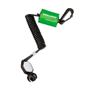 Programmerbar nøkkelline - Grønn
