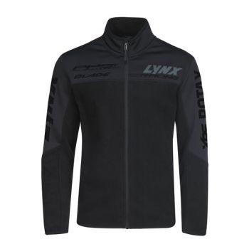 Lynx Logo Fleece Jacket
