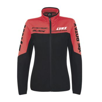 Lynx Logo Fleece Jacket W