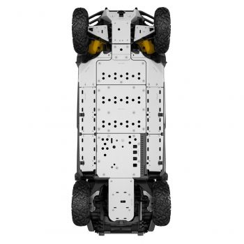 Midtre Beskyttelsesplate (Kun Maverick Max-Modeller)
