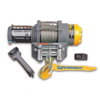 CAN-AM TERRA 25 VINSJ FRA SUPERWINCH