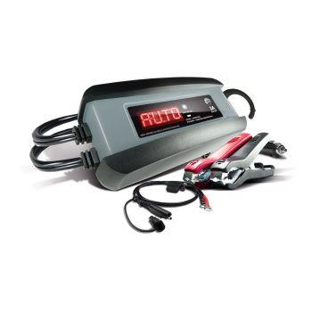 Batterilader/ladenivå