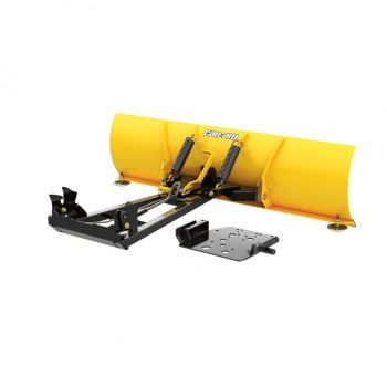 Can-Am ProMount plogsett i stål - 137 cm BLAD (gul)
