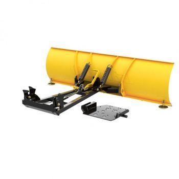 Can-Am ProMount plogsett i stål - 152 cm BLAD (gul)