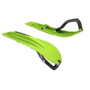 NYE Blade DS+ ski, Manta Green
