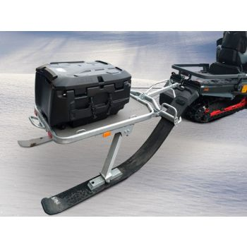 LinQ Carrier Snowmobile Cargo Sleigh