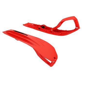 Blade XC+ -ski, Viper Red